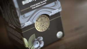 Buddha Tea's Product Design